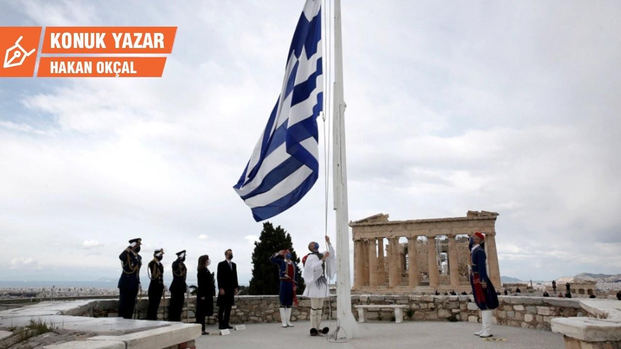 Komşumuz Yunanistan 200. bağımsızlık yıldönümünü kutladı
