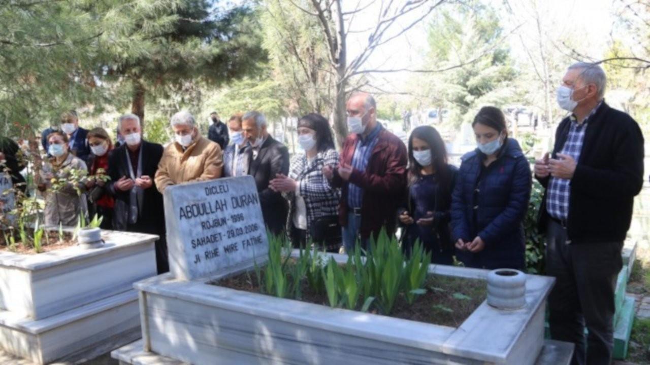 '28 Mart olaylarında adalet tesis edilmedi'