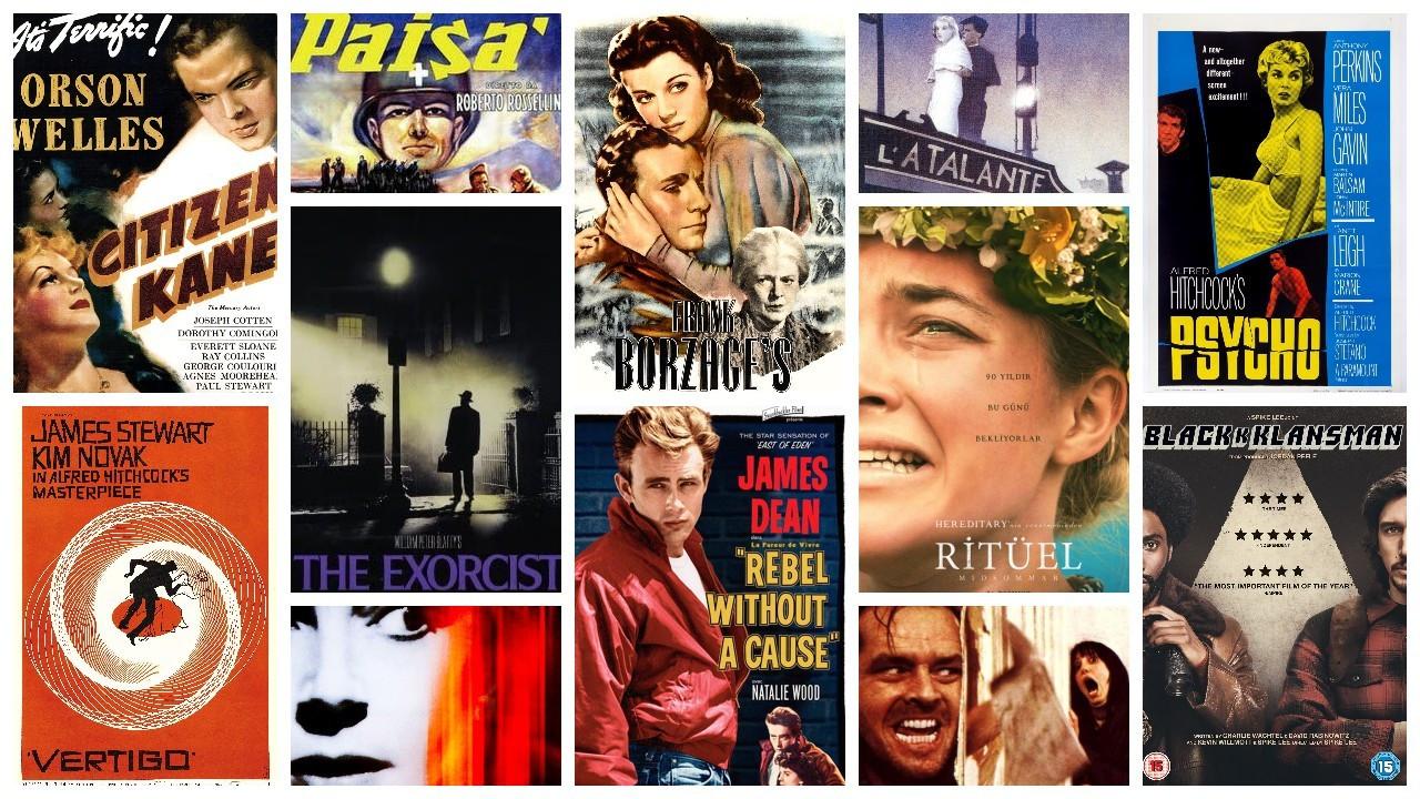 Yönetmen Martin Scorsese en sevdiği filmleri açıkladı