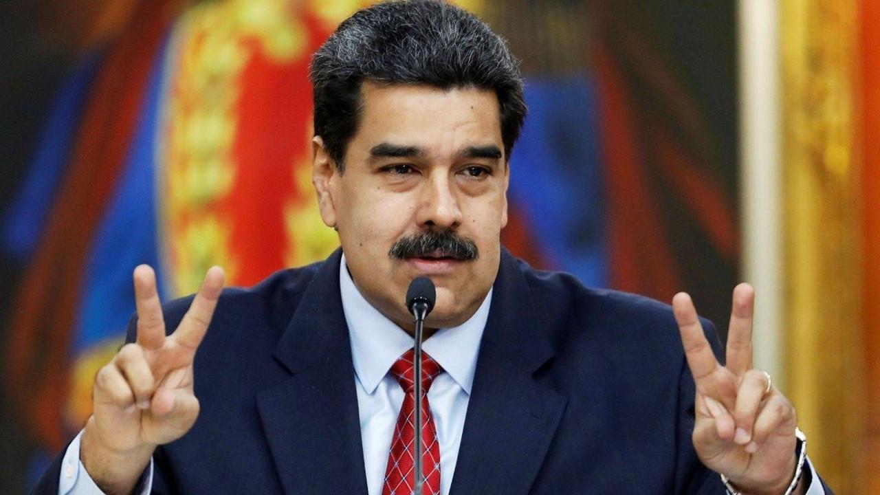 Maduro'dan Facebook'a 'Totalitarizm' suçlaması: Bizi susturamazlar!