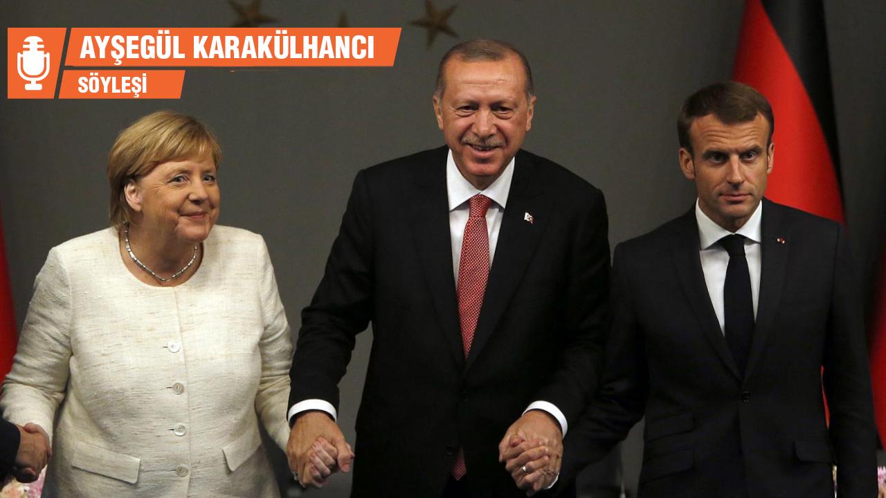 AB, dış politikada Türkiye'yi ehlileştirmeye çalışıyor