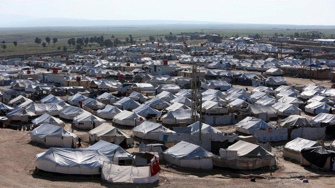 SDG'den Haseke'deki El Hol kampına 5 bin kişilik IŞİD operasyonu