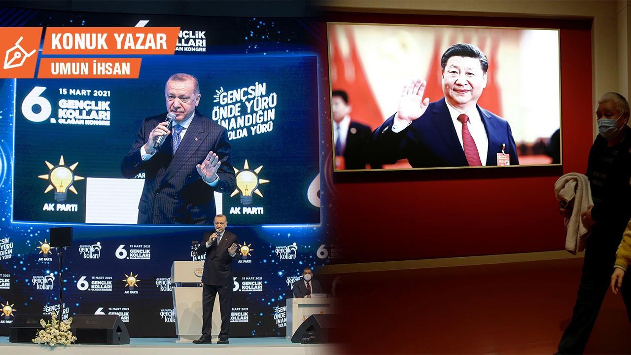 Tek vatan, tek millet, tek bayrak: Türkiye Çin'e özeniyor olabilir mi?