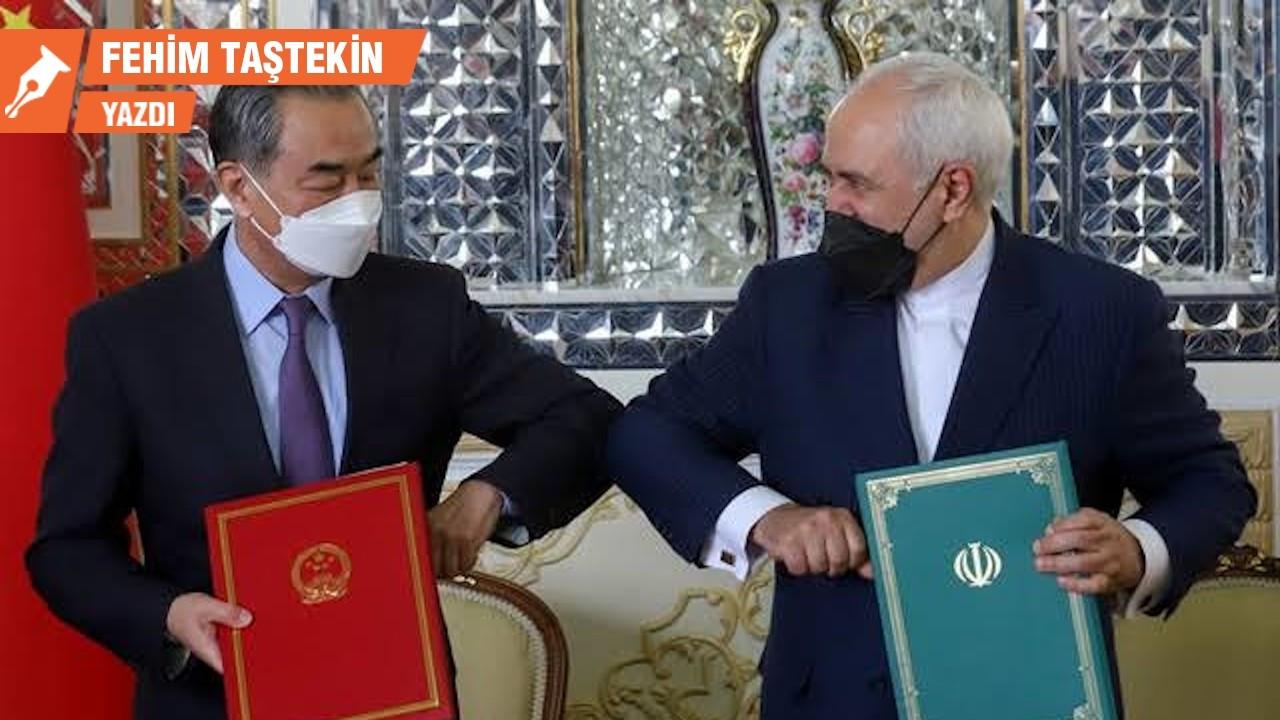 Azami baskıda ters sonuç: Çin Tahran'dan nanik yaptı