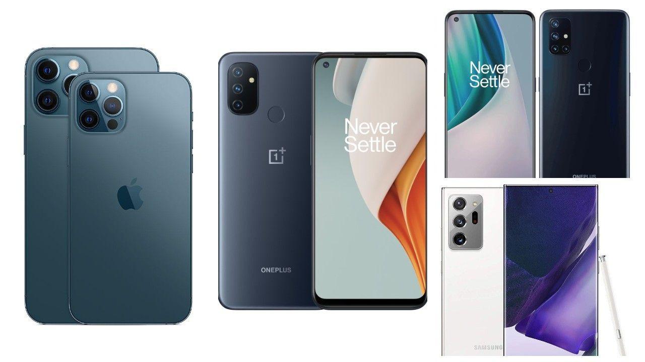 2021'in en iyi telefonları listesi açıklandı - Sayfa 1