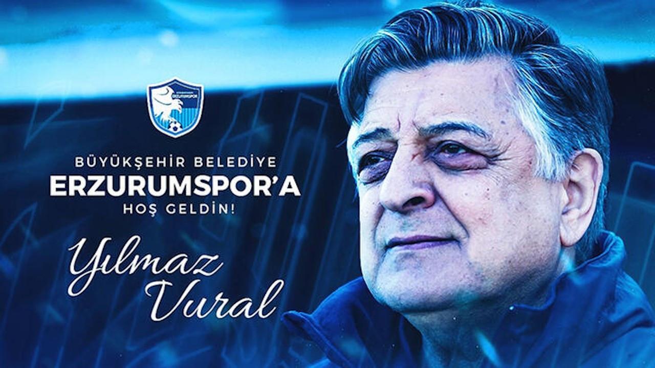 BB Erzurumspor: Yılmaz Vural'la prensipte anlaştık, hayırlı olsun