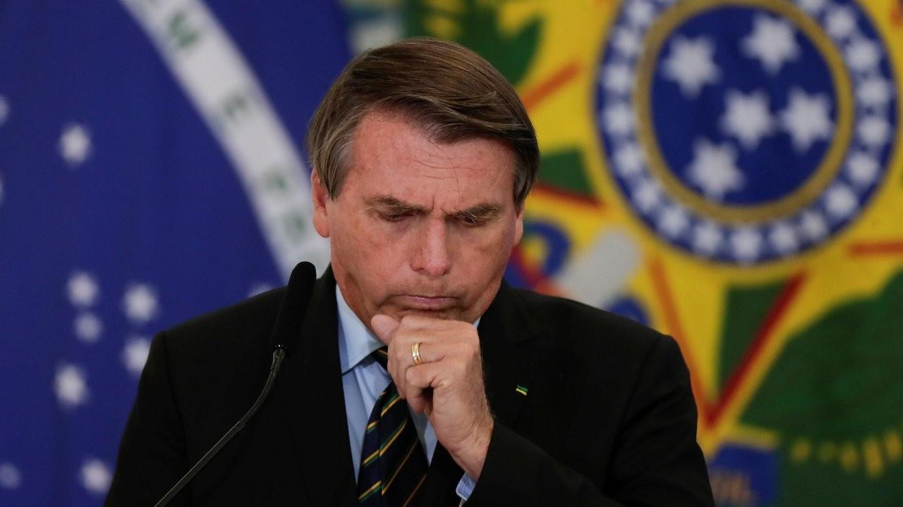 Destek oranları düşen Bolsonaro'dan kabine değişikliği