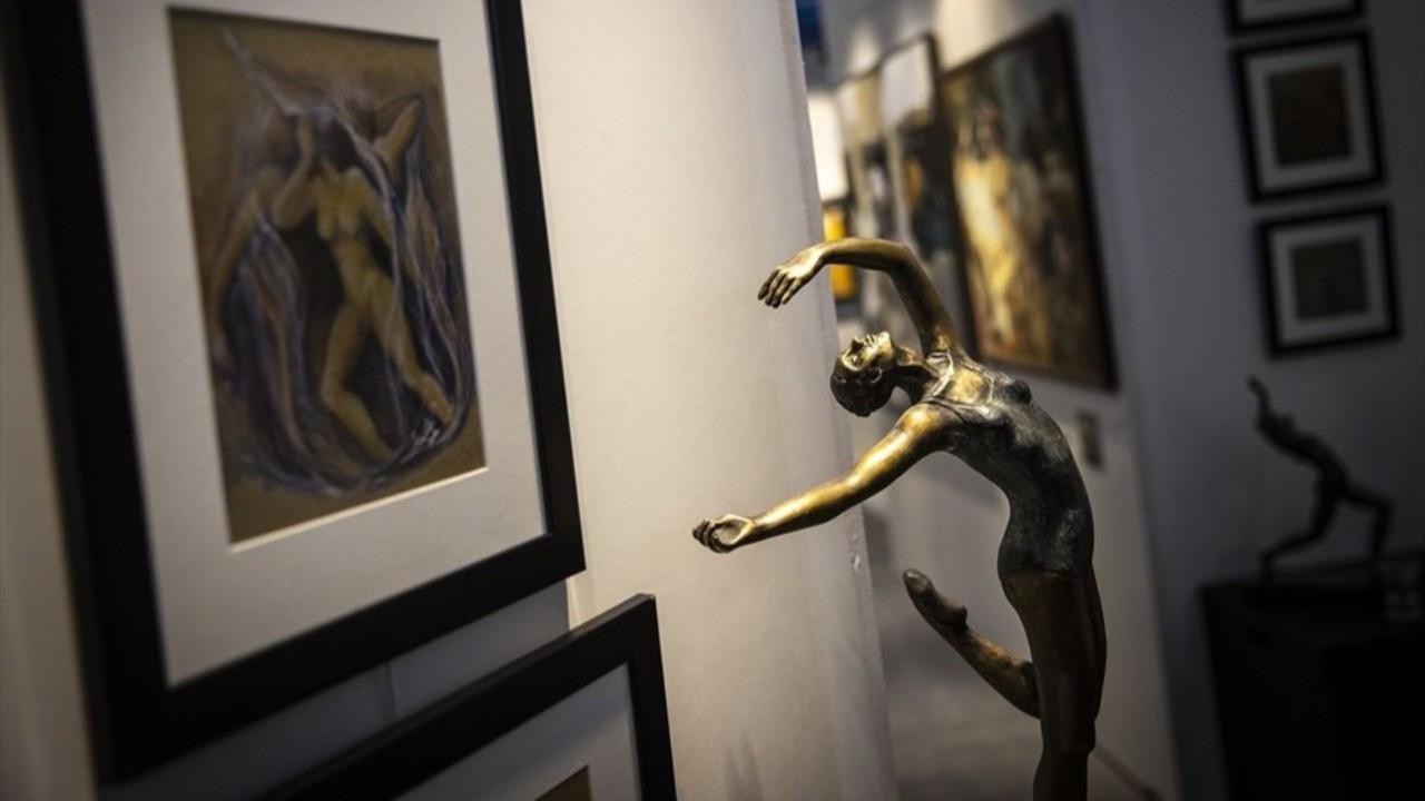 ArtAnkara Uluslararası Çağdaş Sanat Fuarı açıldı