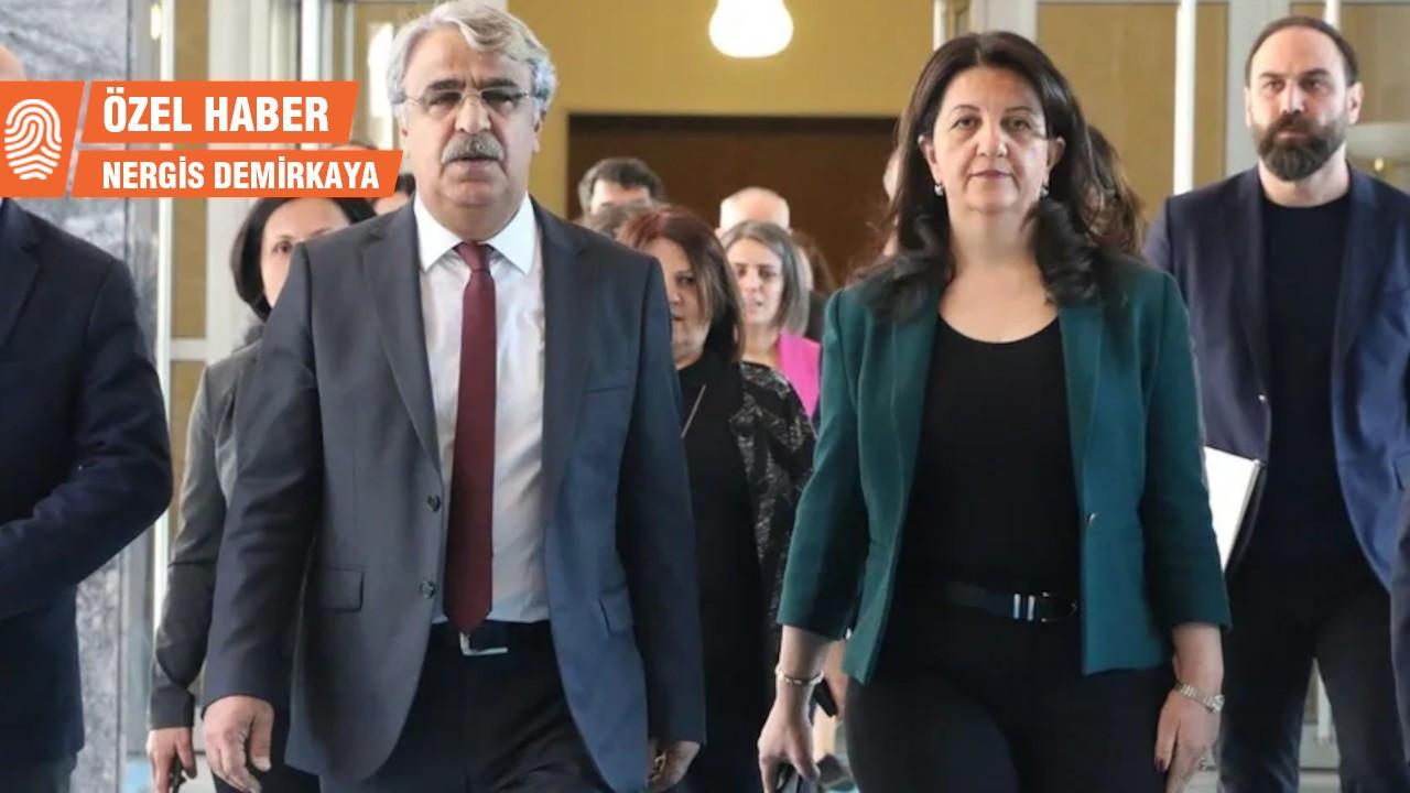 Kapatma davasında HDP'den ilk karar: Sonuna kadar partiyi savunacağız