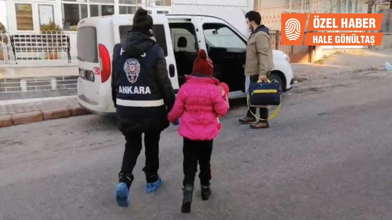 'Ezidi kız çocuğunun annesi de Ankara'da IŞİD'in elinde'