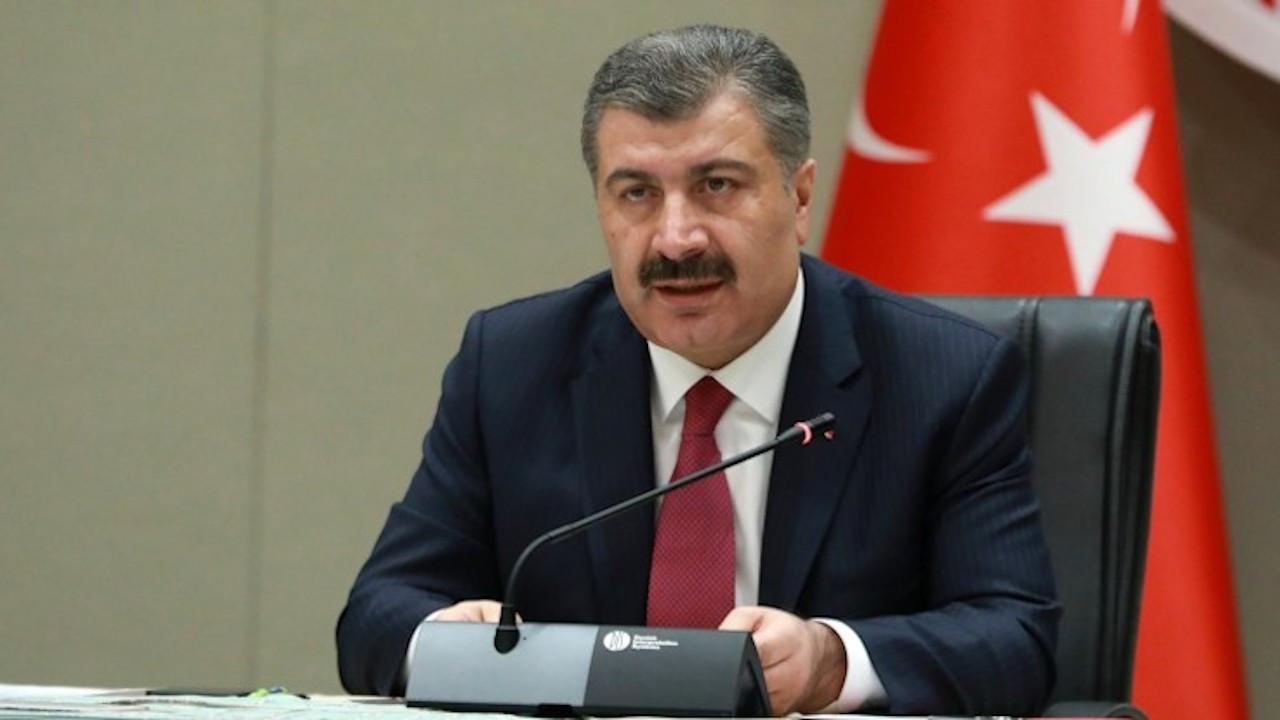 Koca: Mutasyonun Türkiye'deki oranı yüzde 75'lere ulaştı
