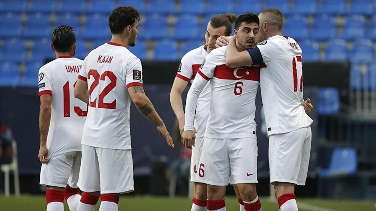Türkiye-Letonya maçının kadroları açıklandı