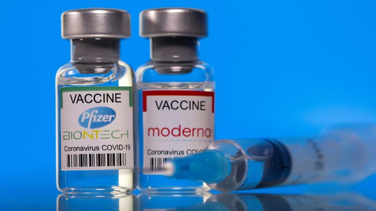 Araştırma: Pfizer ve Moderna aşılarının ilk dozu yüzde 80 koruyor