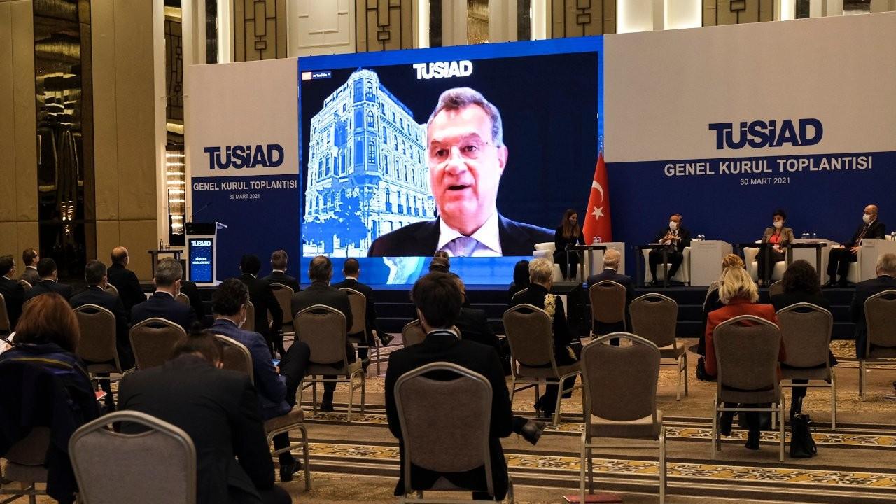 TÜSİAD'dan ekonomi yönetiminde kaos eleştirisi