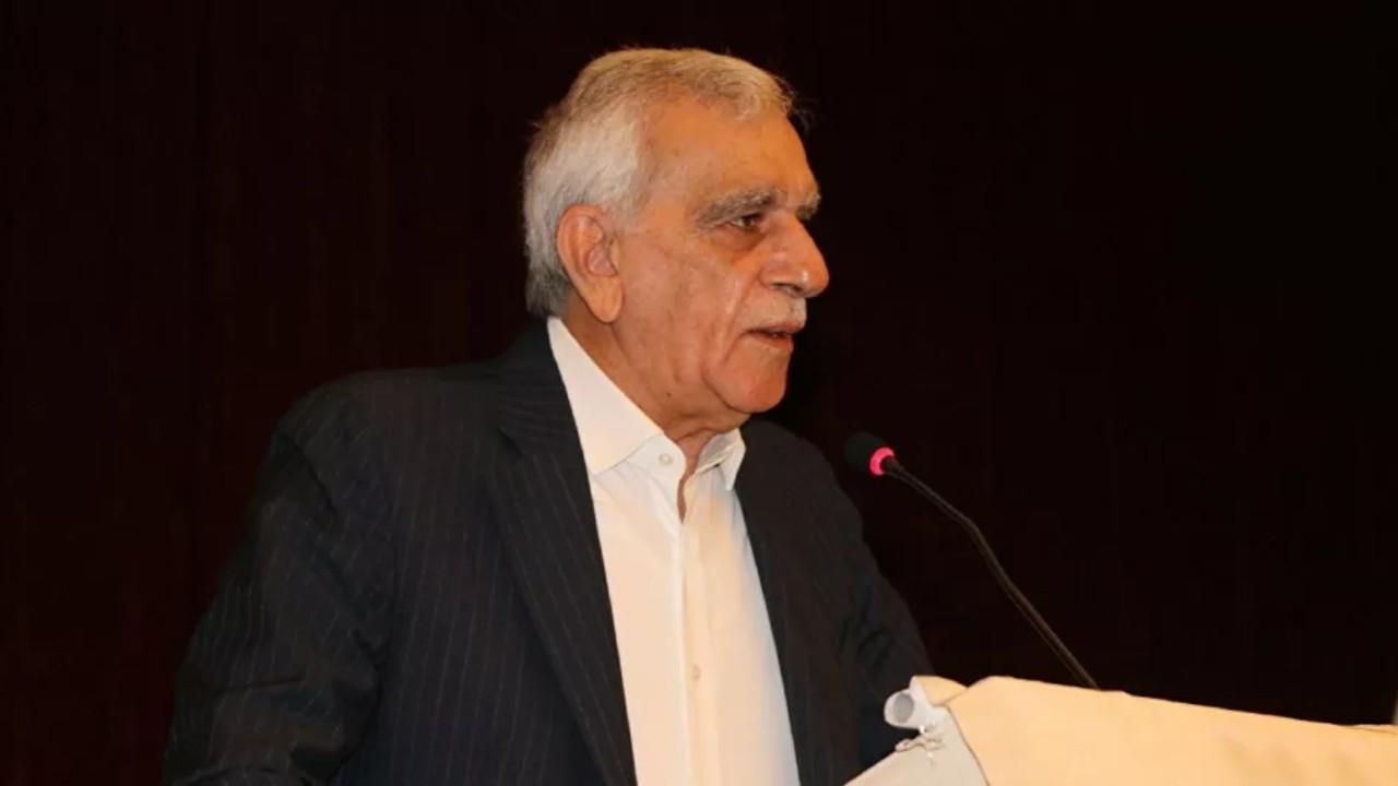Ahmet Türk: Kürt halkını ve demokrasiye inananları denemek istiyorlar