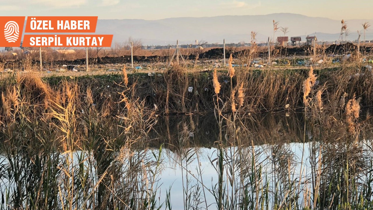 Balıkesir Belediyesi, Akçay Sulak Alanı'nı hafriyat alanına çevirdi