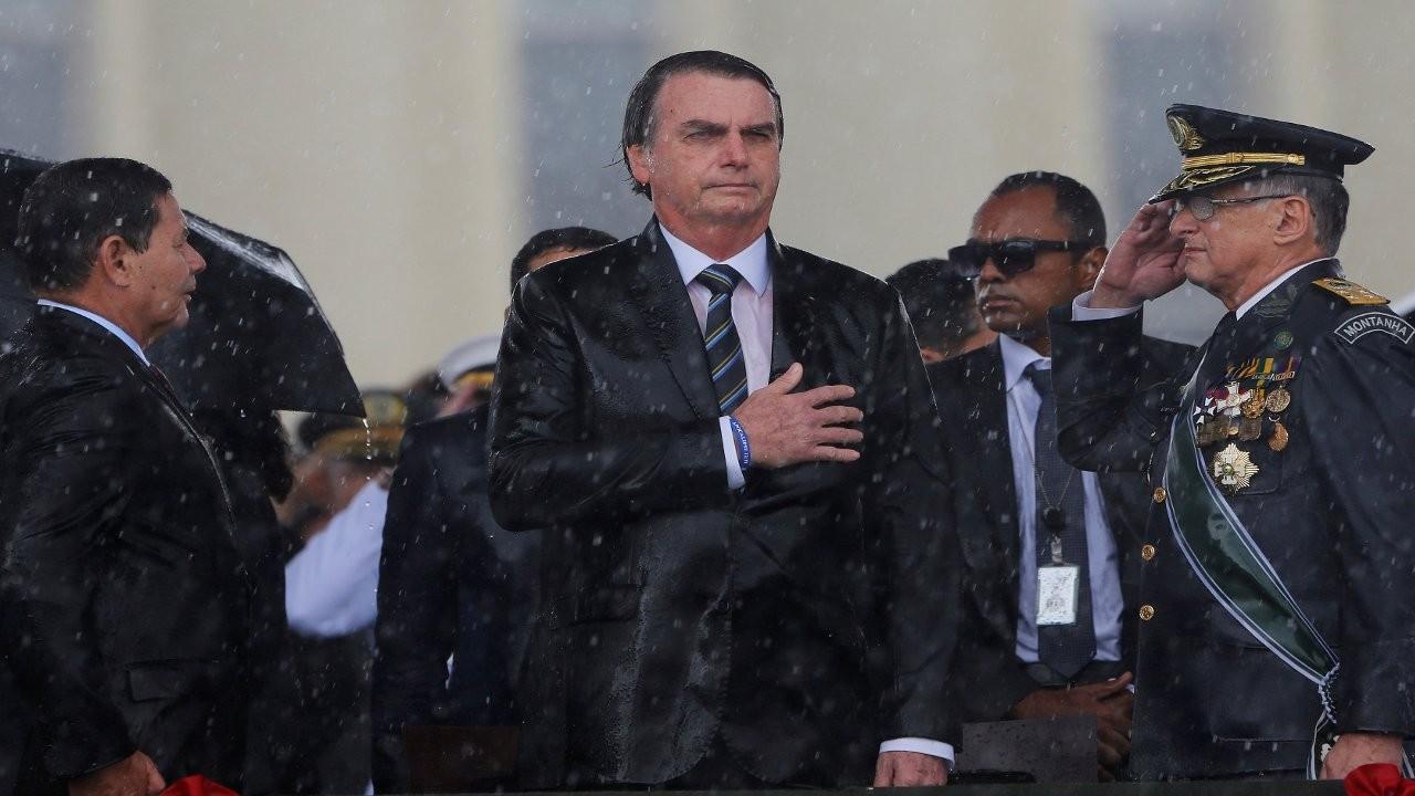 Brezilya'da orduyla görülmemiş kriz