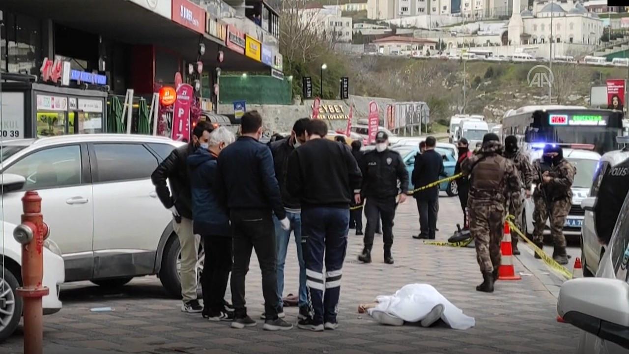 Başakşehir'de silahlı çatışma: 2 ölü, 2 yaralı