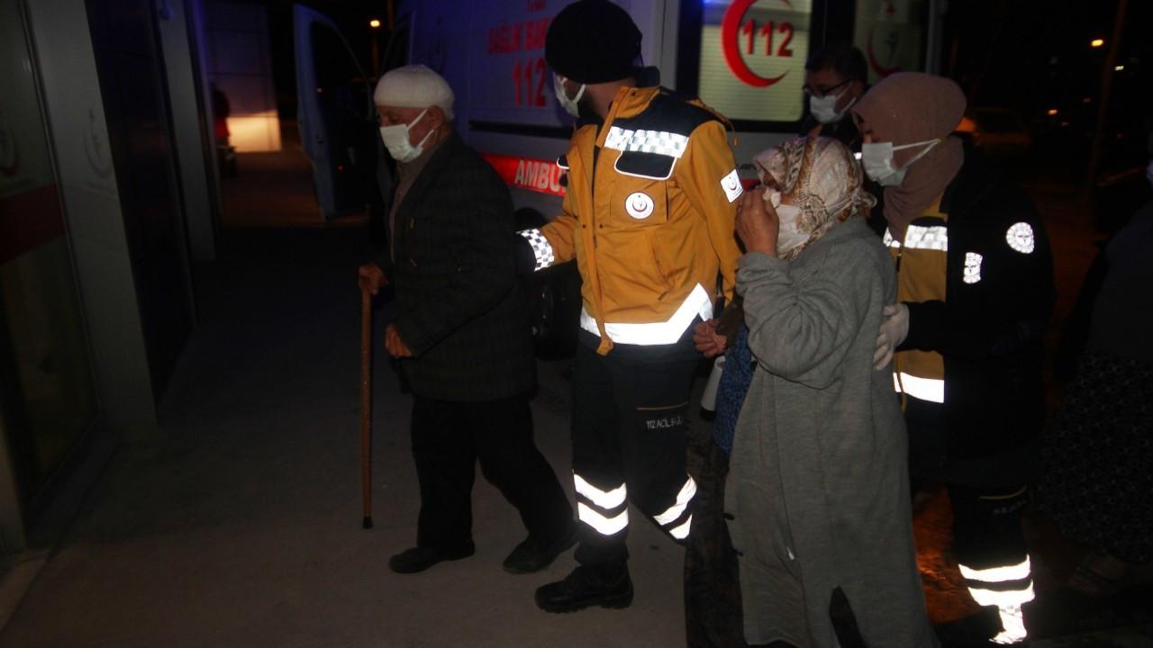 Konya'da düdüklü tencere patladı: 2 yaralı