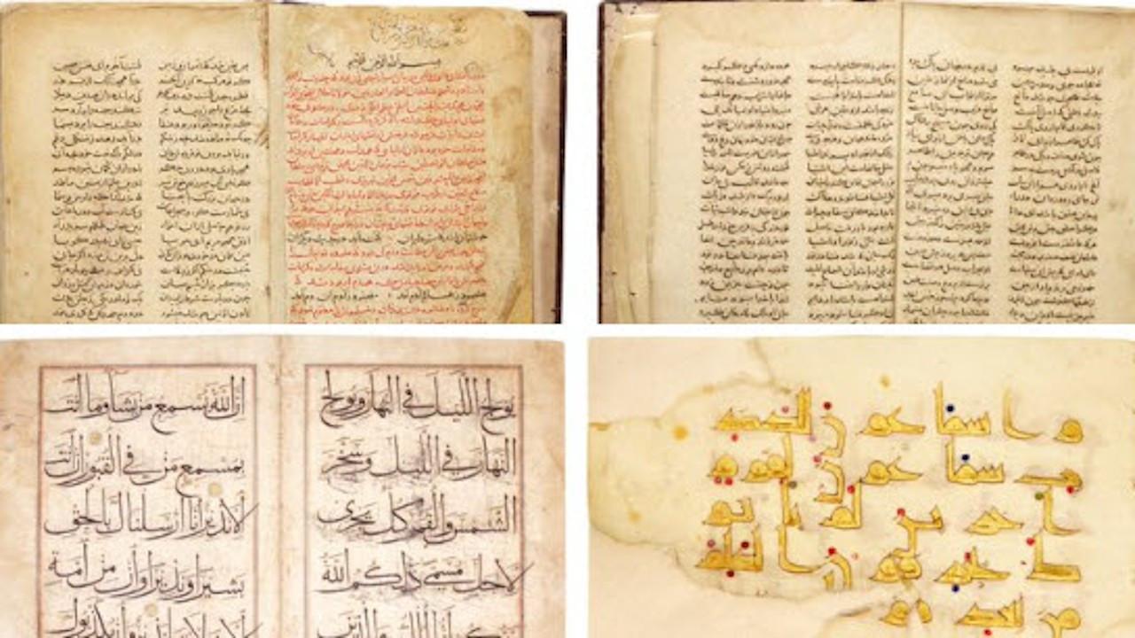 İBB, İngiltere'deki açık artırmada Kur'an sayfaları satın aldı