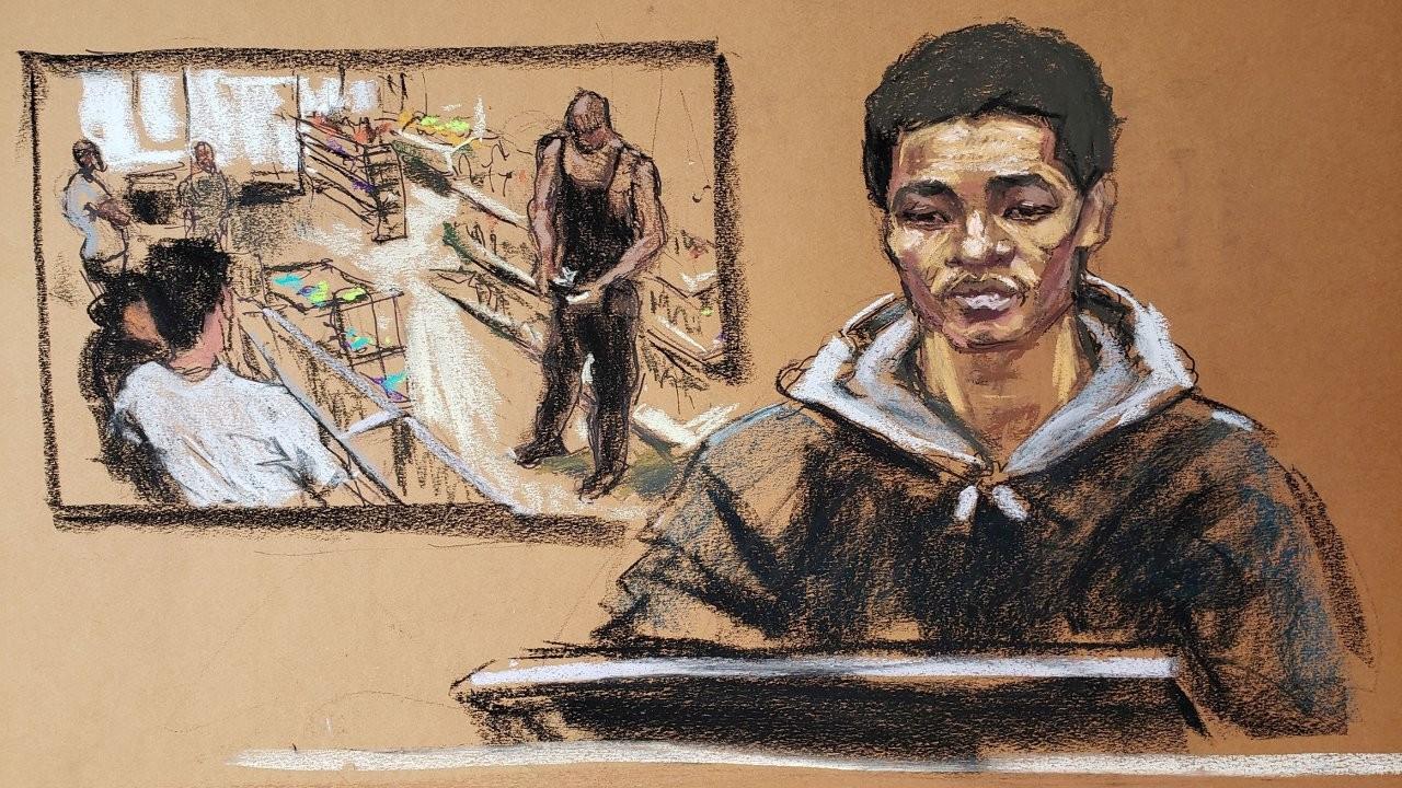 George Floyd davasında polis çağrılmasına yol açan kasiyer konuştu: Pişmanım