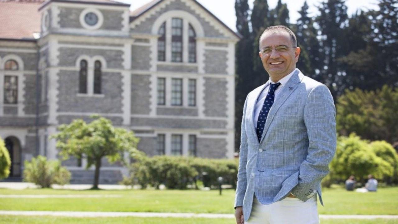 Kumbaroğlu eski projeleri 'Boğaziçi artık bilim üretiyor' diye sundu