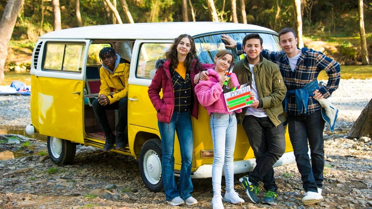 BluTV'nin çocuk dizisi 'Masal Şatosu: Peri Hırsızı' geliyor