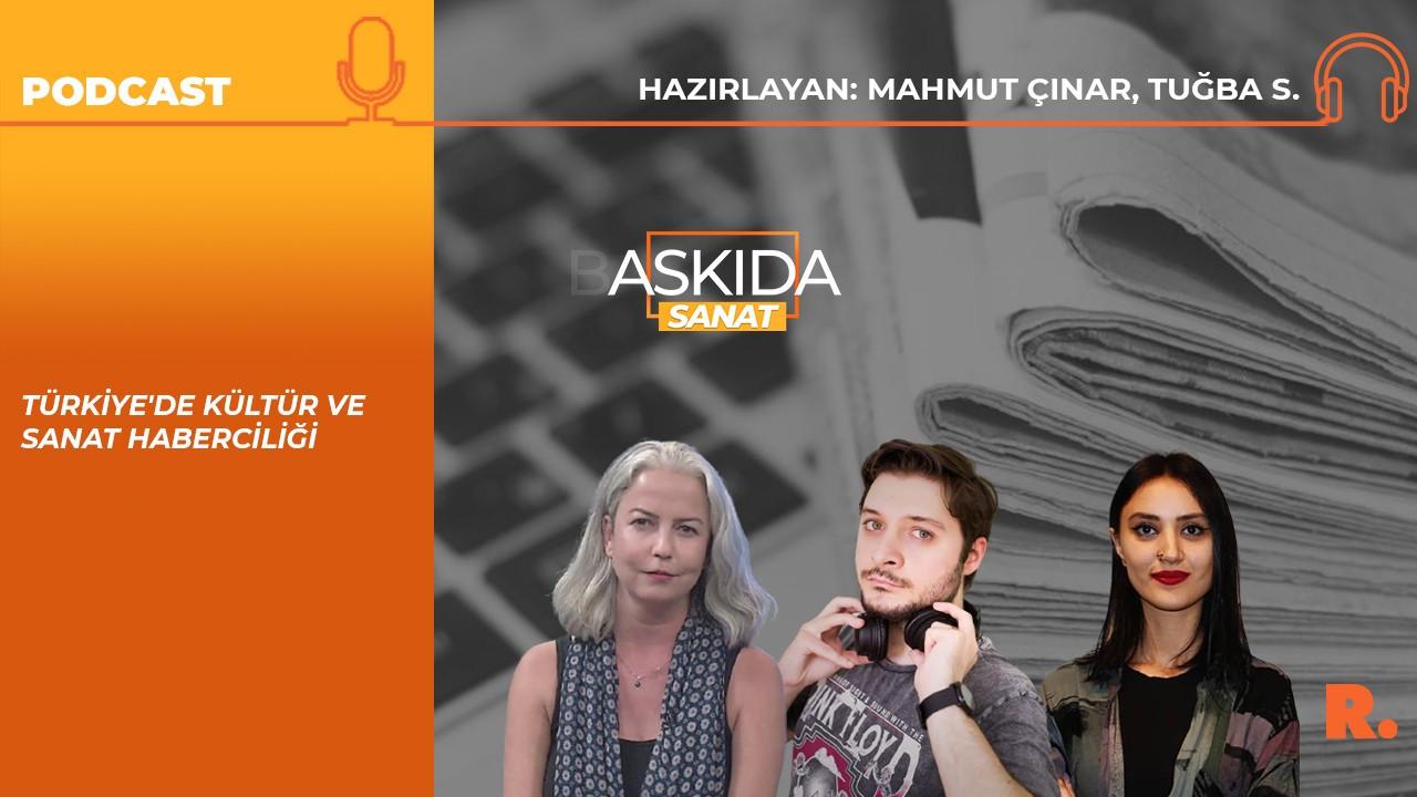 Askıda Sanat... Türkiye'de kültür ve sanat haberciliği