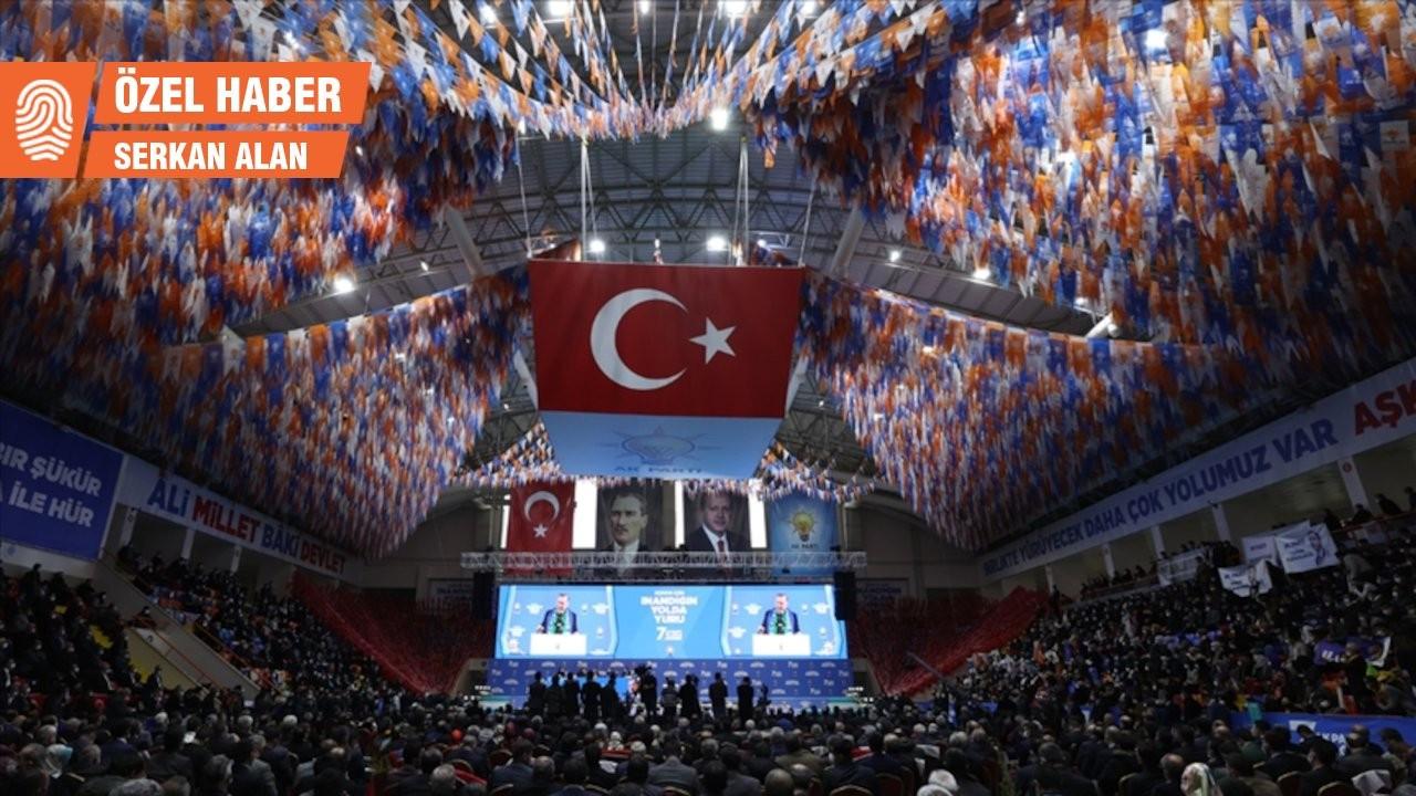 AK Parti ve MHP'nin üye sayısı azaldı