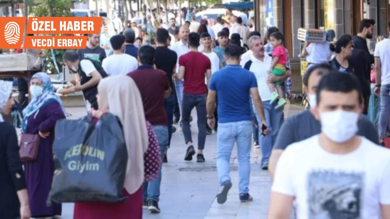 Diyarbakır'daki testlerde pozitif oranı yüzde 3-5'ten 18-20'ye çıktı