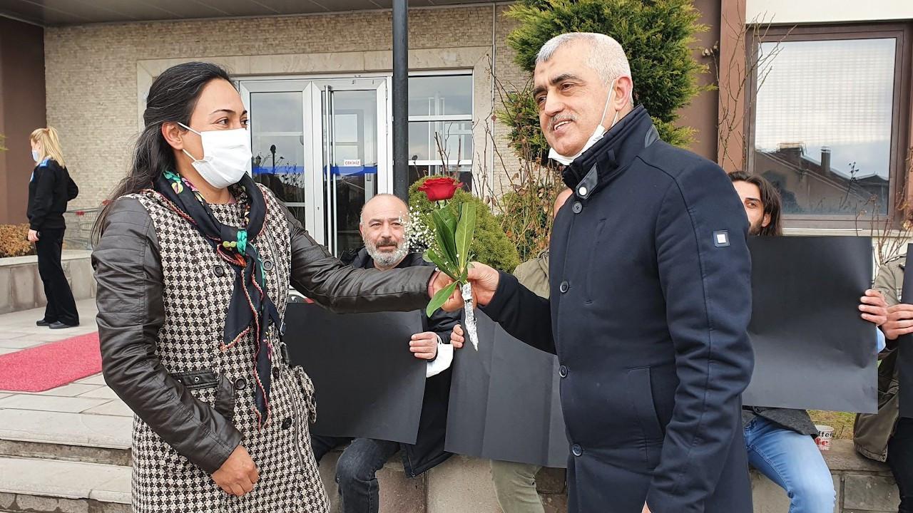 'Adalet Nöbeti' Gergerlioğlu'nun evinin önüne taşındı