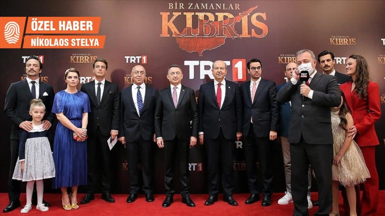 TRT'nin 'Bir Zamanlar Kıbrıs' dizine tepki
