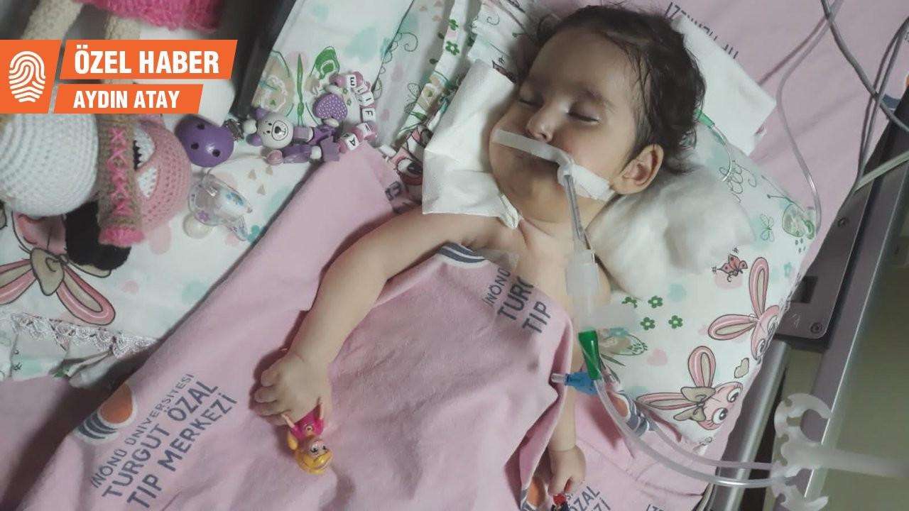 SMA hastası Elif Tenha için kampanyaya resmi izin