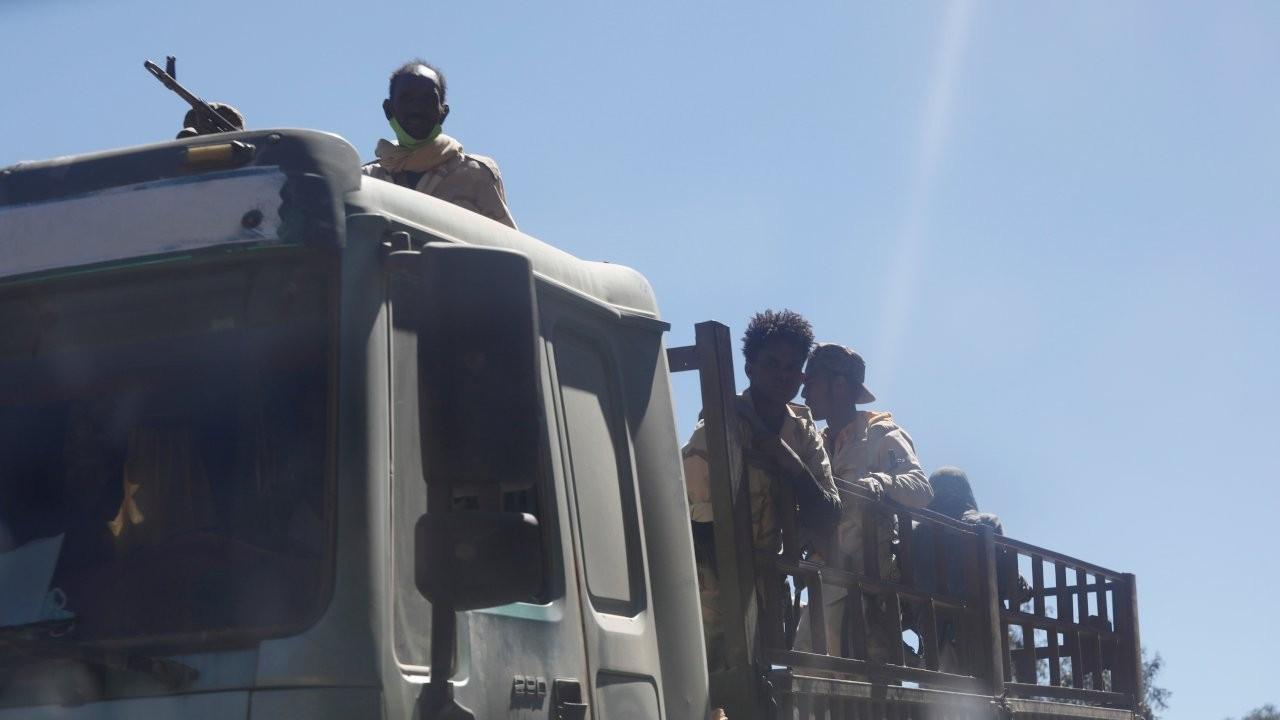'Etiyopya'nın kuzeyindeki çatışmalarda yaklaşık 2 bin kişi öldü'