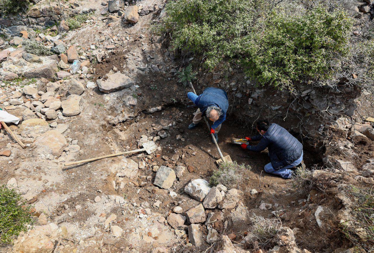 İzmir'deki kaçak kazıdan eşine az rastlanır mozaik çıktı - Sayfa 3