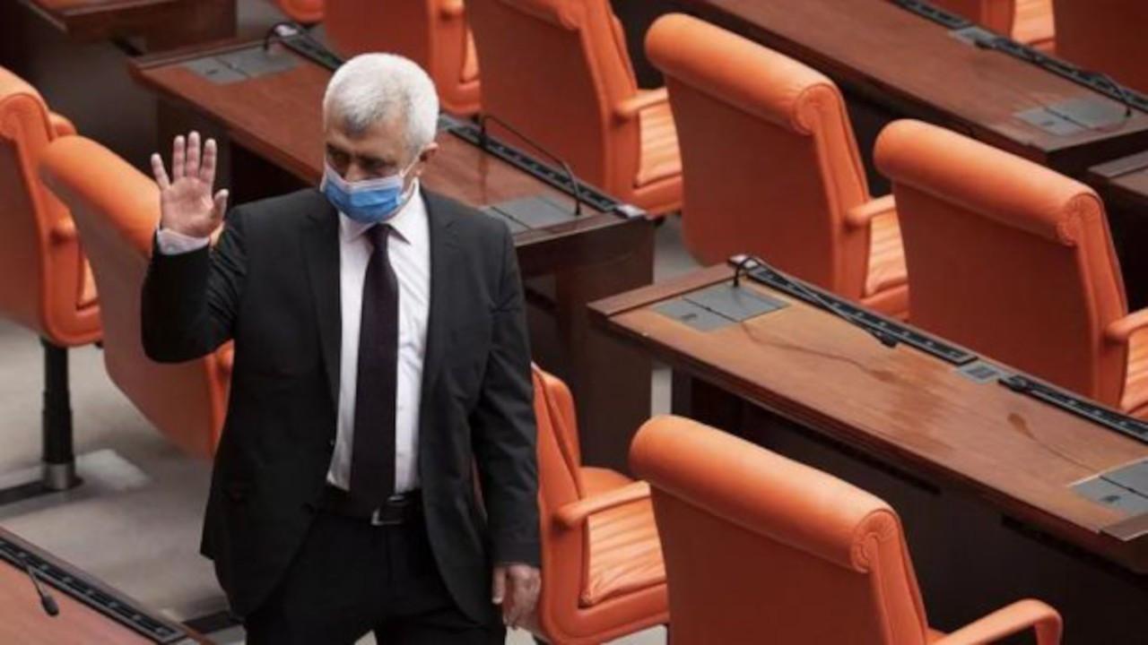 Gergerlioğlu'na bere verilmedi: Kar maskesi olarak kullanılabilir
