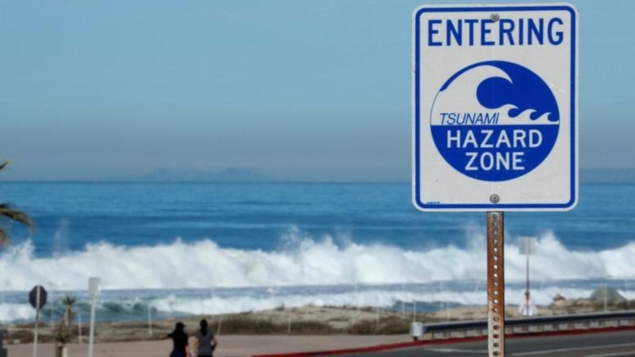 Yer çekimi dalgalarının sebep olduğu tsunamiler keşfedildi