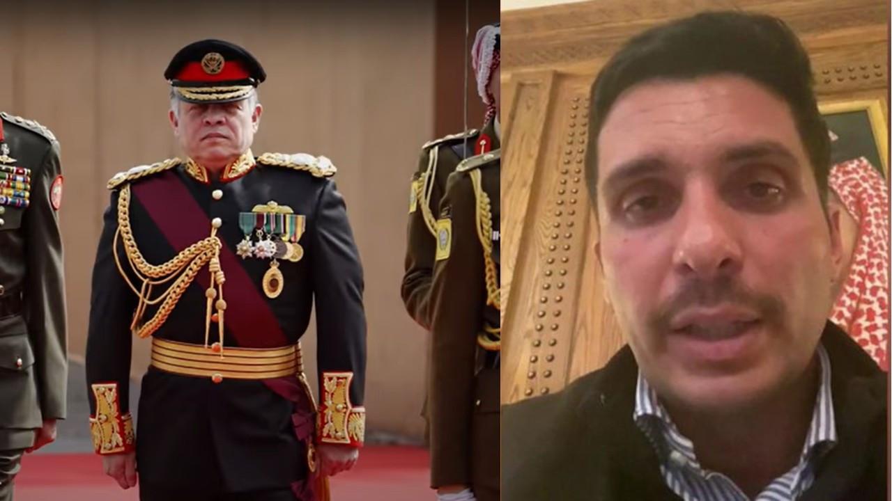 Ürdün'de darbe girişimi iddiası: Kral'ın kardeşi ev hapsinde