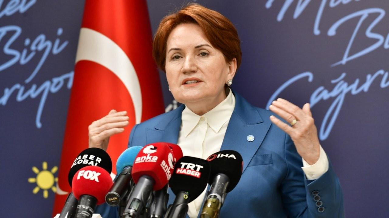 Meral Akşener: Oyumuz yüzde 18'e yükselecek