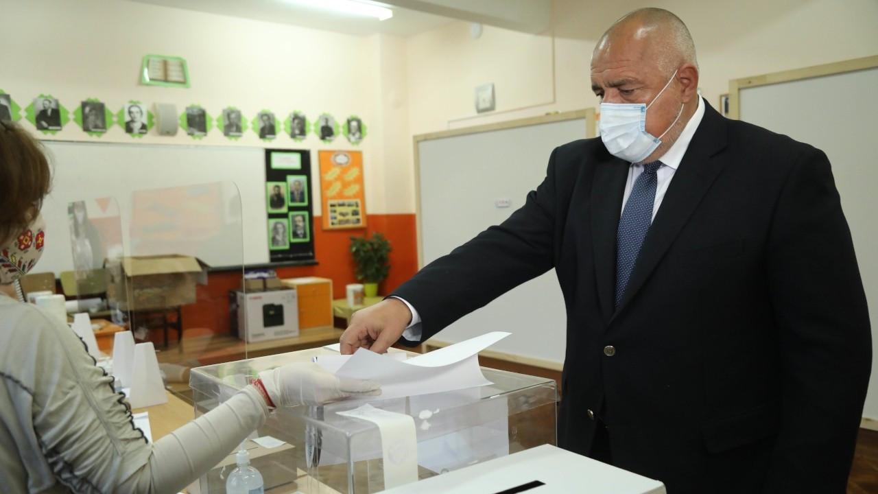 Bulgaristan: Seçimlerin galibi Başbakan Borissov