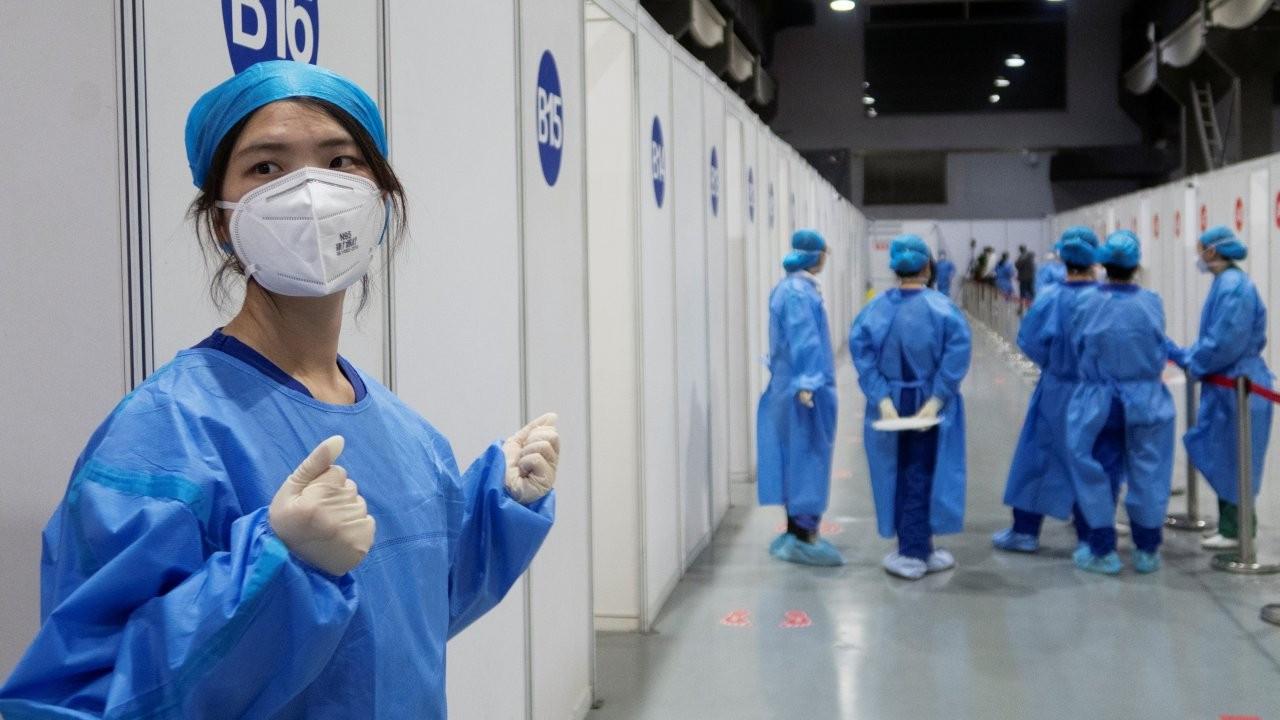 Çin'de iki ay sonra en yüksek günlük vaka artışı