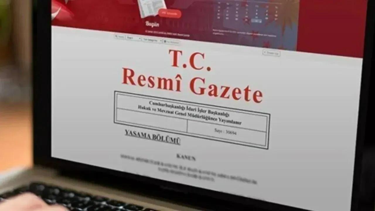 377 kişi ve kuruluşun Türkiye'deki malvarlıkları donduruldu