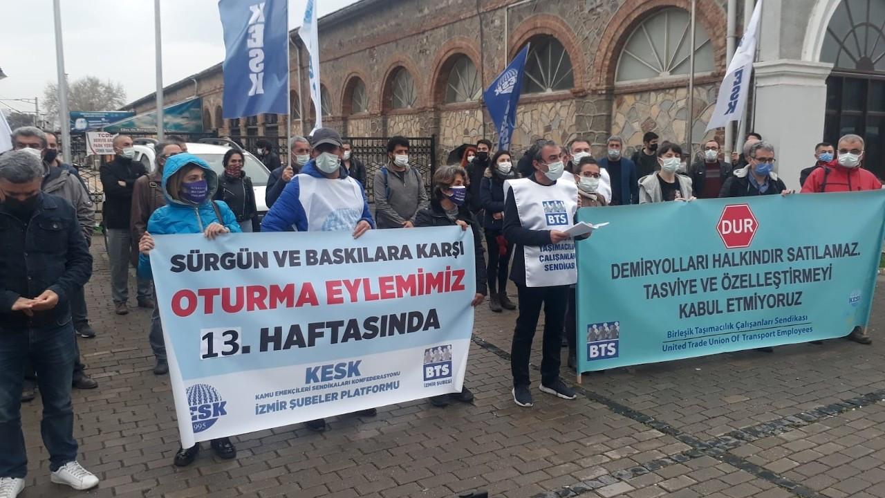 13 haftadır direniyorlar: Sürgün insanlık suçudur