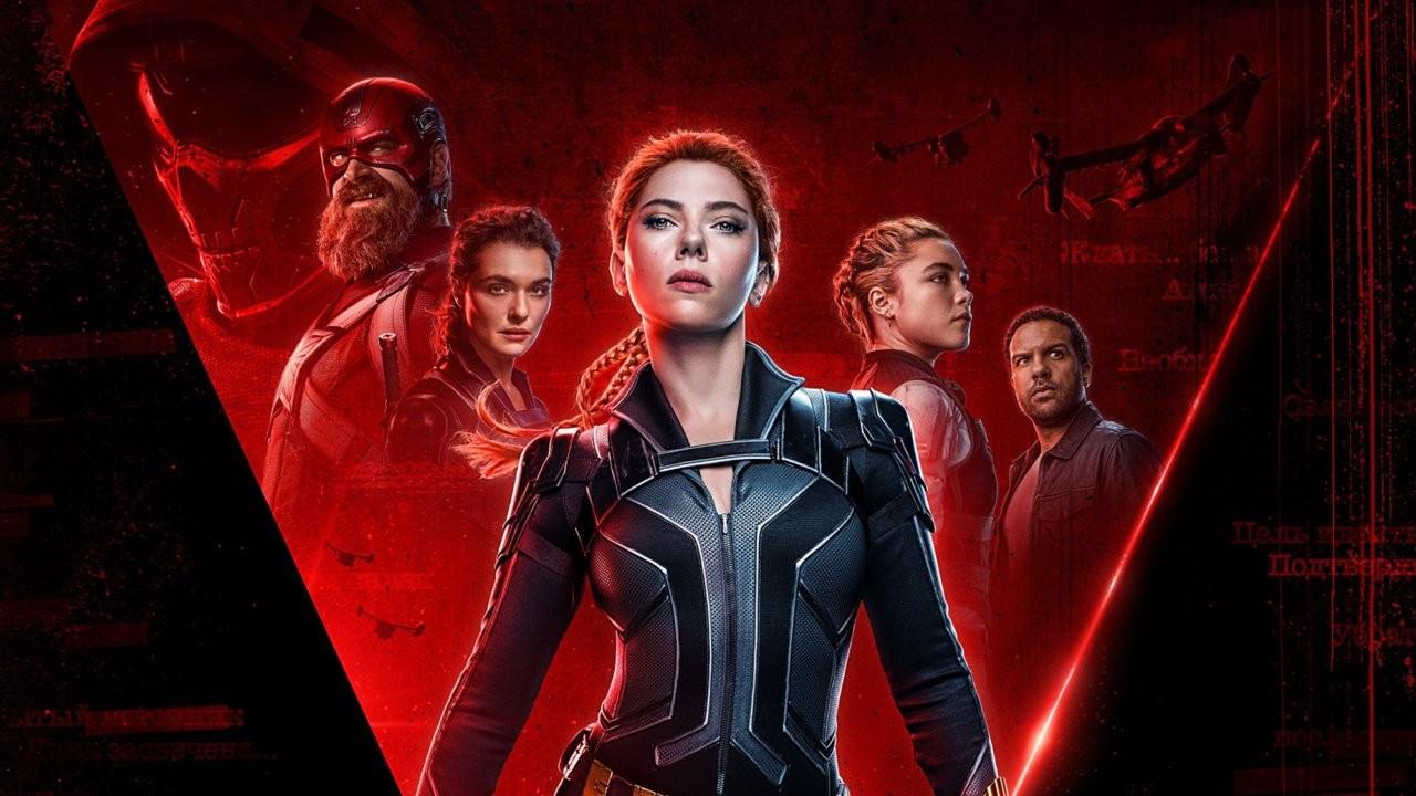 Marvel filmi  'Black Widow'dan yeni fragman yayınlandı