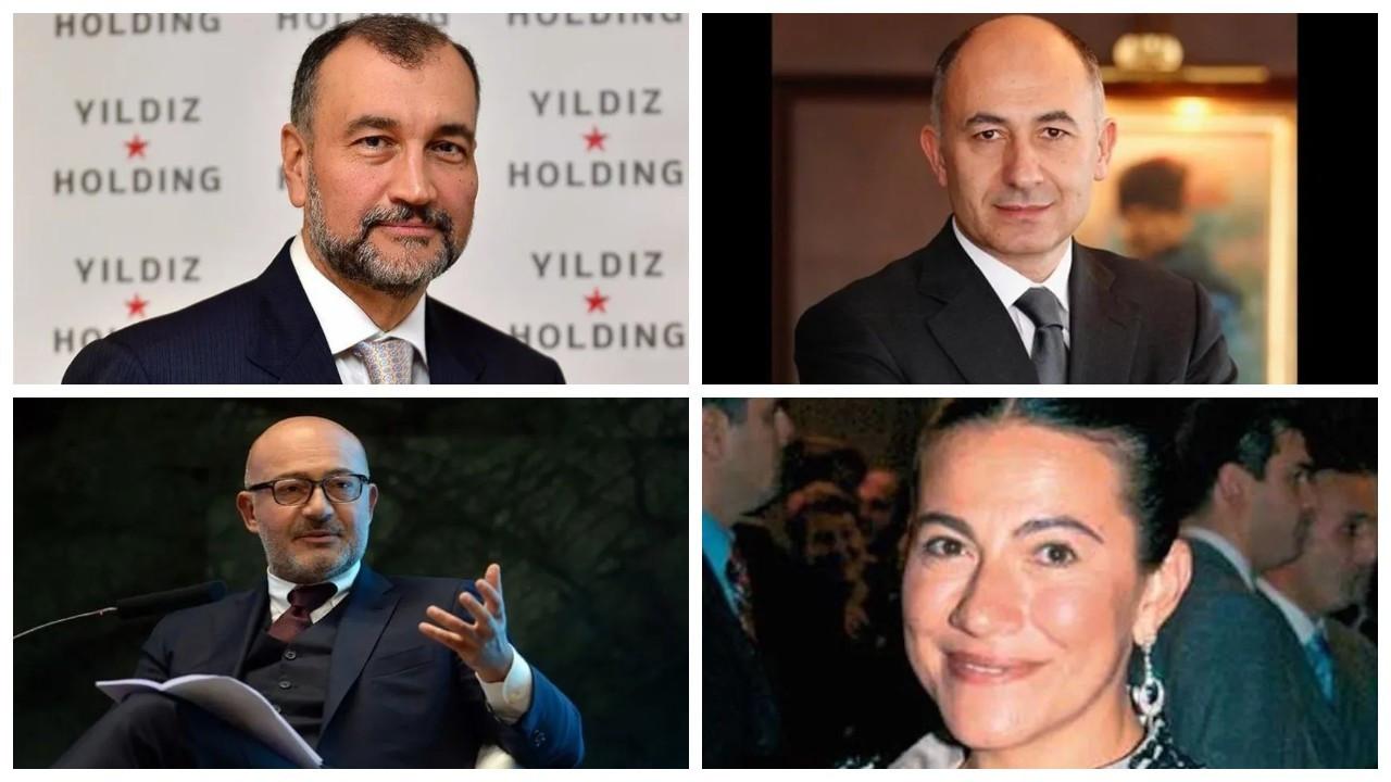 Türkiye'nin en zengini yine Murat Ülker oldu