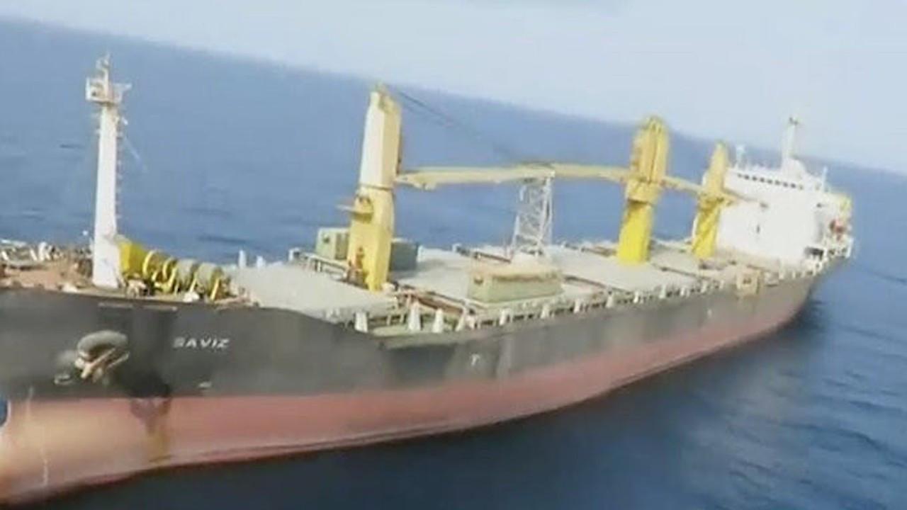 İddia: İran'a ait gemi Kızıldeniz'de saldırıya uğradı
