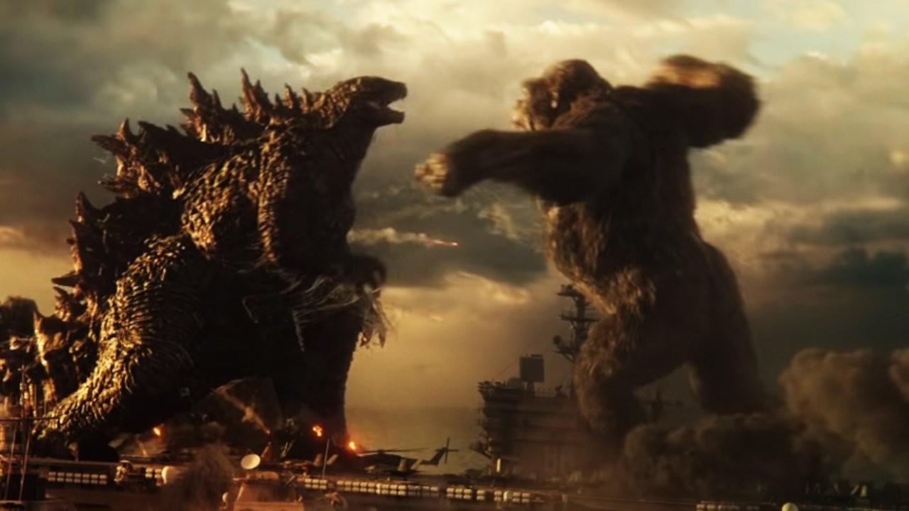 'Godzilla vs. Kong' pandemi rekorunu kırdı