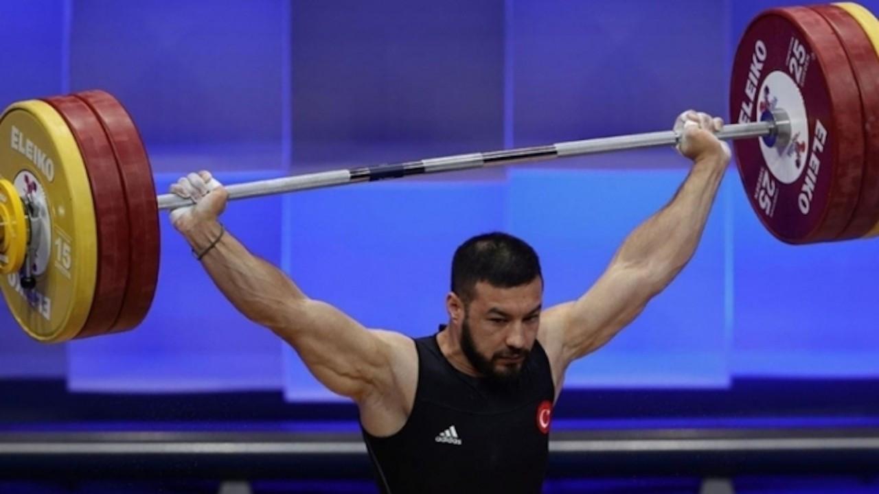 Daniyar İsmayilov, halterde Avrupa şampiyonu oldu