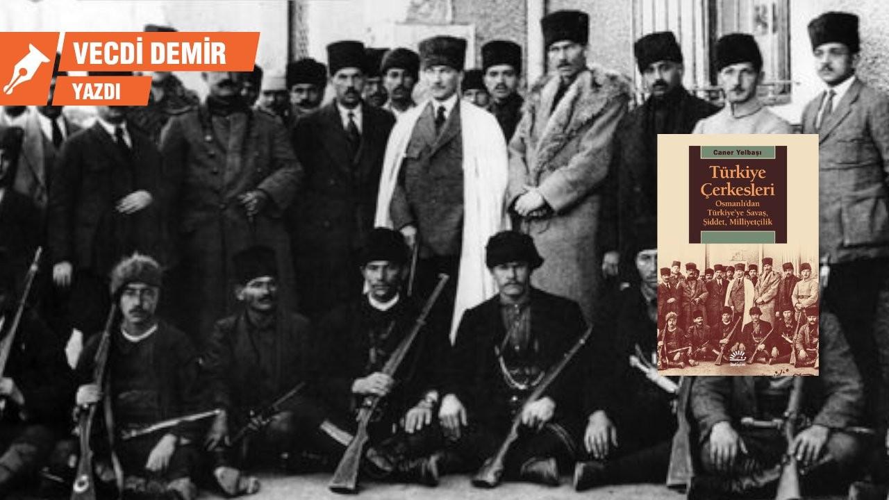 Caner Yelbaşı'nın 'Türkiye Çerkesleri'