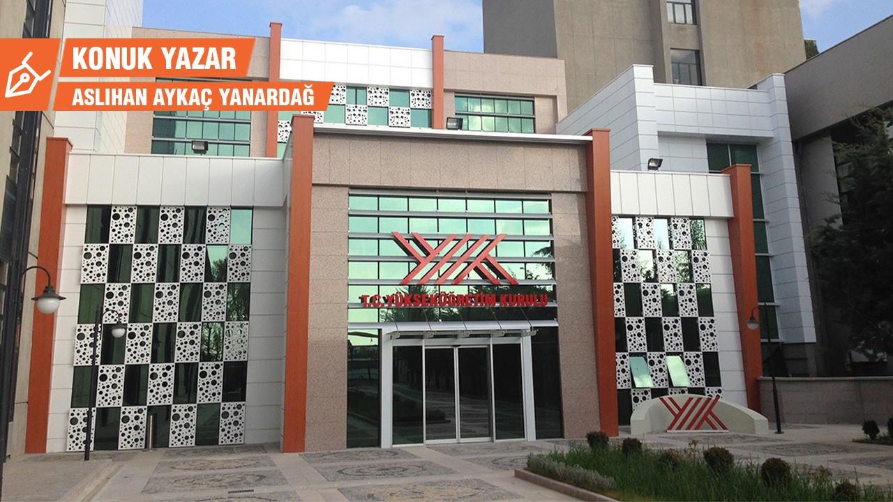 Üniversitelerde yerli ve millî model: YÖK Anadolu projesi